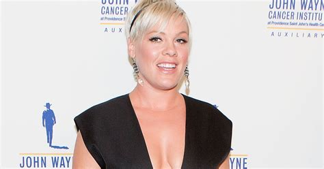 P!nk Slams Haters Who Commented On Her