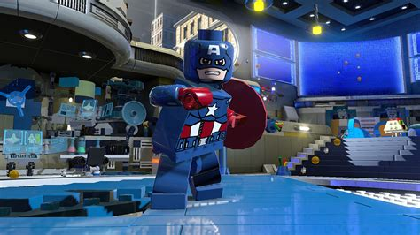 Lego Marvel Super Heroes Is A Vehicle For Character
