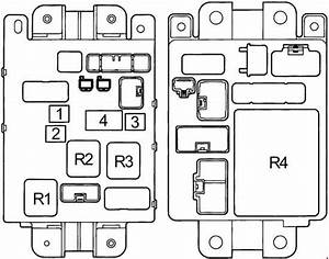 1997 Toyota Rav4 Fuse Box Diagram  Toyota  Vehicle Wiring