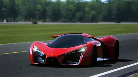 assetto corsa ferrari  concept  top gear test