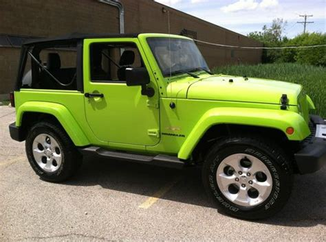 jeep sahara black 2 door sell new 2013 jeep wrangler sahara 2 door suv in chicago