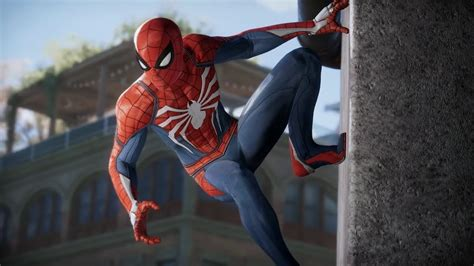 Spider-man's Suit Has Both Form And Function In Ps4