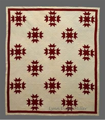 Quilts Quilt Antique Pattern Blocks Starry Block