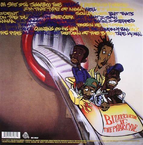 The Pharcyde Bizarre Ride Ii The Pharcyde Vinyl At Juno