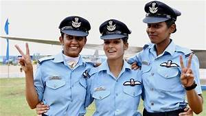 Scripting history: India's first batch of women fighter ...