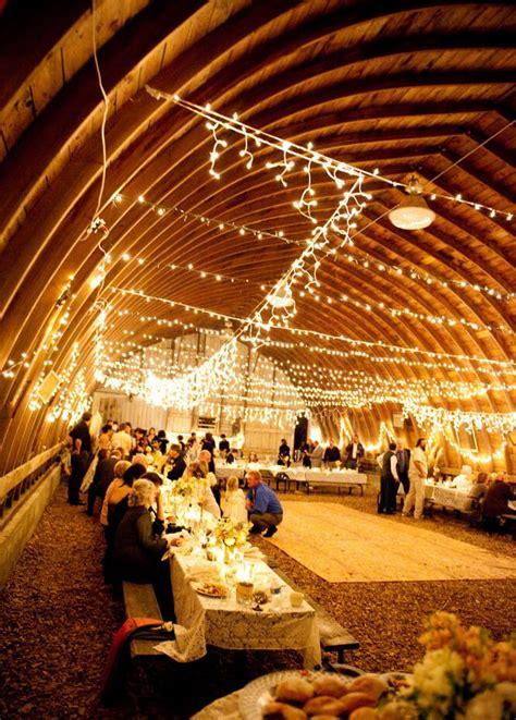 peak   rustic barn wedding