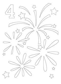 july coloring pages  printables
