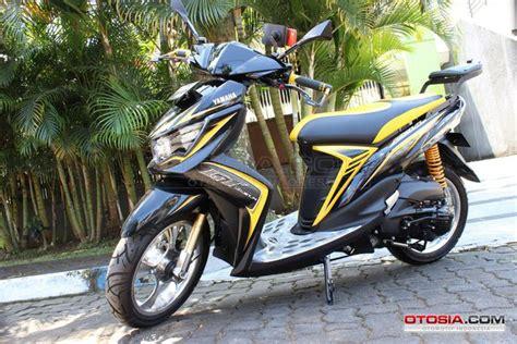 Modifikasi Motor Biet by Modifikasi Yamaha Mio Soul Gt Elegan Style Modifikasi