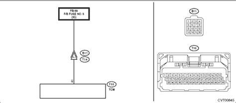 Subaru Ignition Switch Wiring Diagram by Subaru Legacy Service Manual Dtc P2530 Ignition Switch