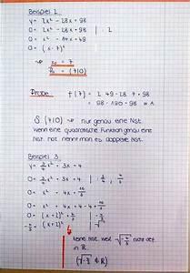 Schnittpunkt Zweier Parabeln Berechnen : ak quadratische funktionen wiki mit mathe drin ~ Themetempest.com Abrechnung