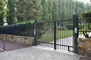 Installateur De Portail Motorisé : d couvrez la gamme des portails pivotants normaclo ~ Farleysfitness.com Idées de Décoration
