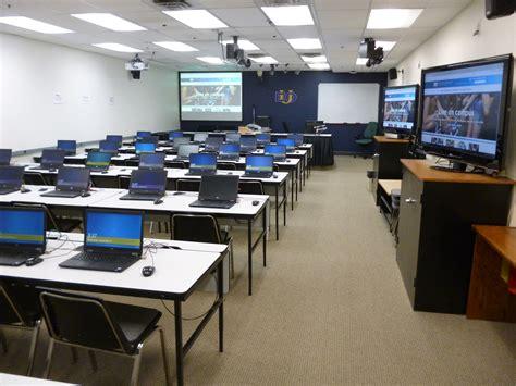 computer classrooms audio