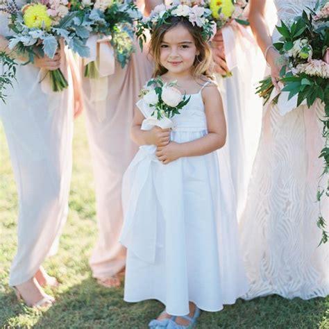 tips  choosing  flower girl dress martha stewart