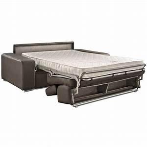 canape convertible ouverture express au meilleur prix With tapis shaggy avec canapé lit matelas
