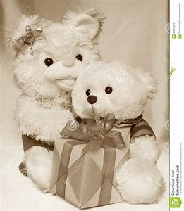 Mothers Day Retro Card : Teddy Bears - Stock Photo Stock ...