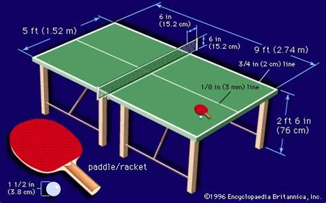 table tennis britannica