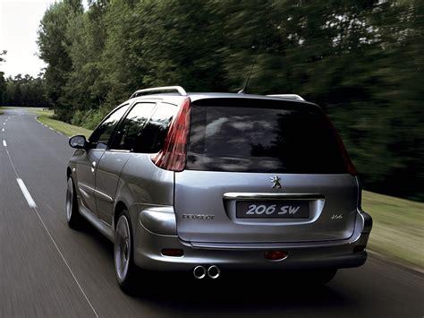 Peugeot 206 Sw Concept 092001