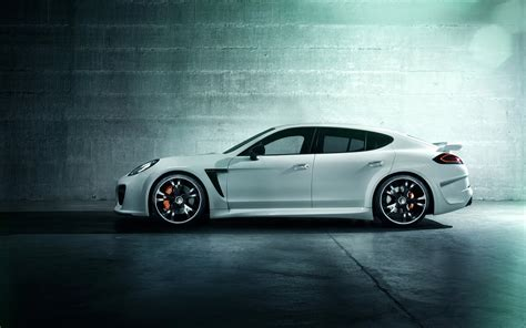 2018 Techart Porsche Panamera Turbo Grandgt 4 Wallpaper