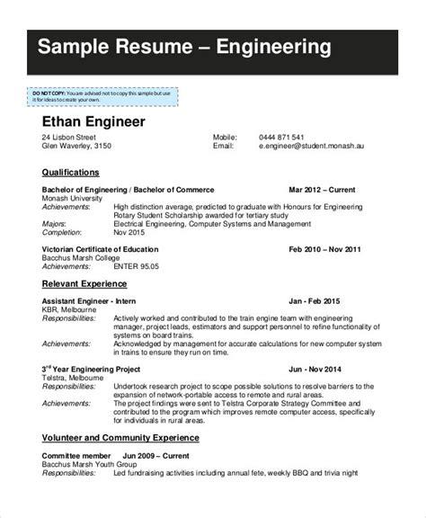 Undergraduate the college of arts & sciences. 9+ Student Resume Templates - PDF, DOC | Free & Premium Templates