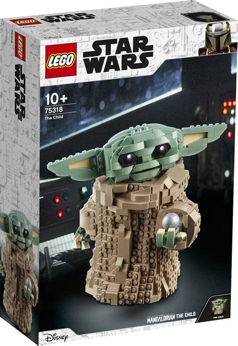 LEGO Releasing Adorable Baby Yoda Set - Nerdist