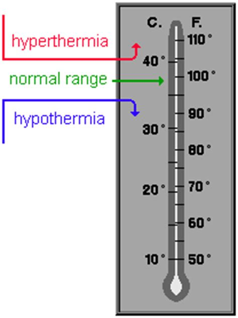 what is the right temperature tempir