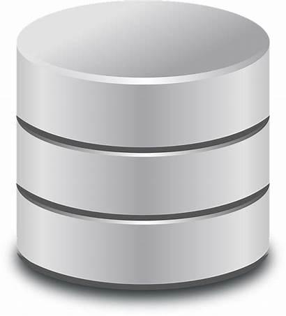 Database Data Storage Cylinder Stack Graphic Vector
