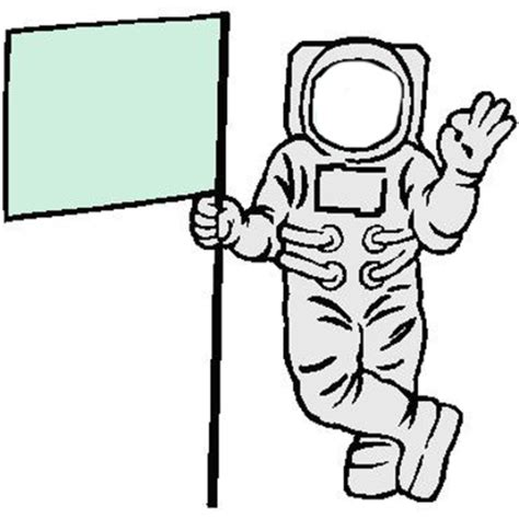 astronaut clipart black and white astronaut headless large free images at clker