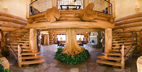Pictures Of Log Home Interiors Log Cabin Interiors Design Ideas Goodiy