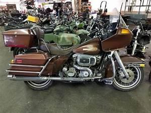 1980 1981 1982 1983 Harley Davidson Shovelhead Flt 80 Ci