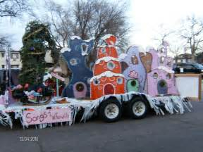 Whoville Christmas Parade Float Ideas