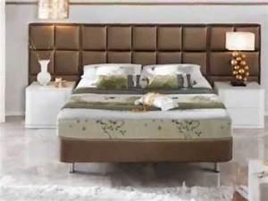 Japanisches Schlafzimmer Selber Machen : gepolsterte kopfteile elegante holzm bel f r ihr schlafzimmer youtube ~ Markanthonyermac.com Haus und Dekorationen