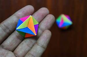 Mobile Basteln Origami : modular origami how to make modular spinner origami falten ~ Orissabook.com Haus und Dekorationen