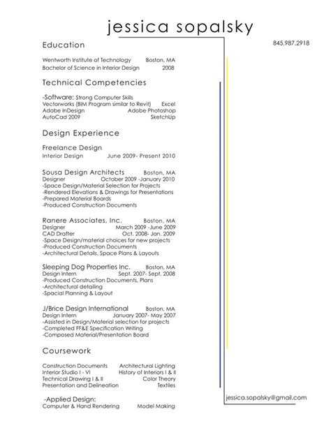 Appropriate Margins For Resume by Resume I Of Like Leaving Room In The Right Margin For The Employer To Write Notes