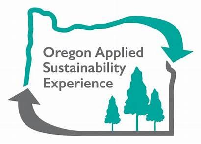 Oase Sustainability Applied Host Oregon Experience Intern
