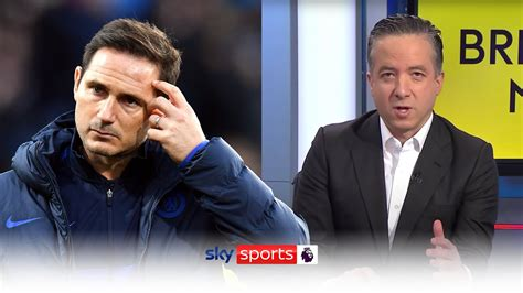 All the details behind Frank Lampard's sacking by Chelsea ...