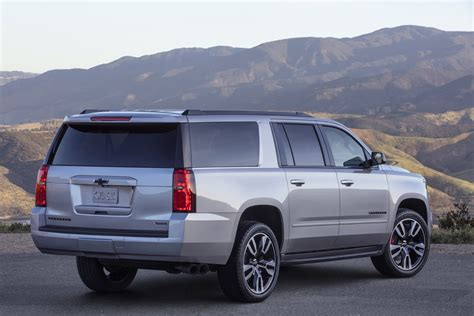 2019 Chevrolet Suburban Rst Performance Package by 2019 Suburban Rst Performance Package Gets V8 Aggressive