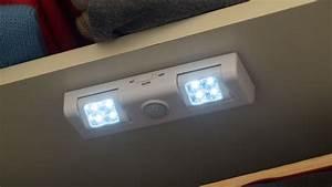 Wie Funktioniert Bewegungsmelder : nachtlicht schrankbeleuchtung von grde im test haus garten tipps ~ Markanthonyermac.com Haus und Dekorationen