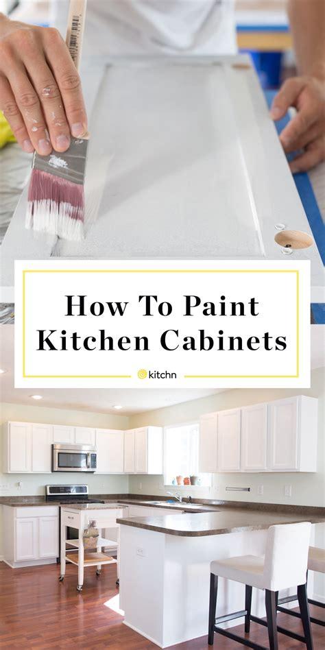 paint wood kitchen cabinets white paint kitchn
