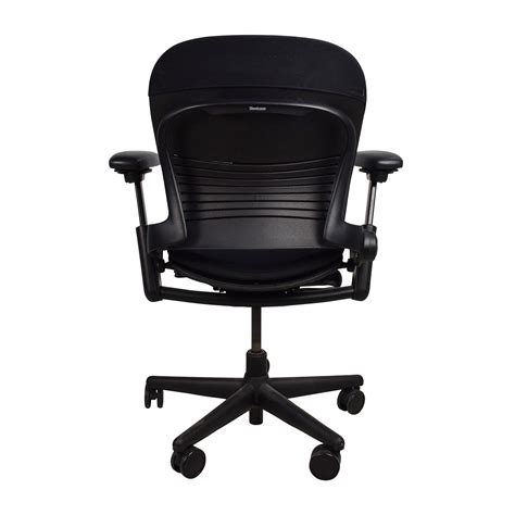 71 adjustable black office desk chair chairs