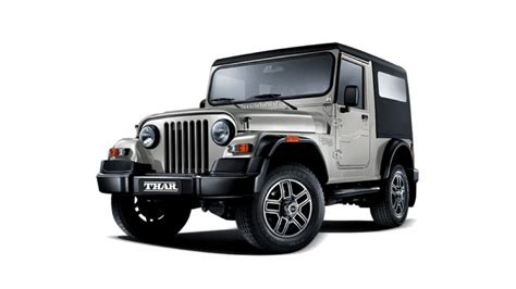 Mahindra Thar Car Tyres Price List