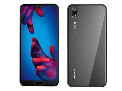 Huawei P20 - Notebookcheck.com Externe Tests