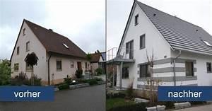 Haus Vorher Nachher : hausrenovierung vorher 600 315 haus renovieren pinterest hausumbau vorher ~ Markanthonyermac.com Haus und Dekorationen