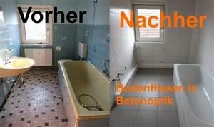 Fliesenfarbe Für Bodenfliesen : fliesen in betonoptik betonoptikfliesen fliesen fieber ~ Frokenaadalensverden.com Haus und Dekorationen