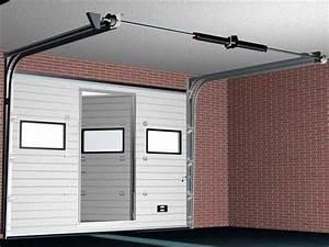 Changer Enrouleur Volet Roulant : porte de garage electrique brico depot 8 changer pas ~ Dailycaller-alerts.com Idées de Décoration
