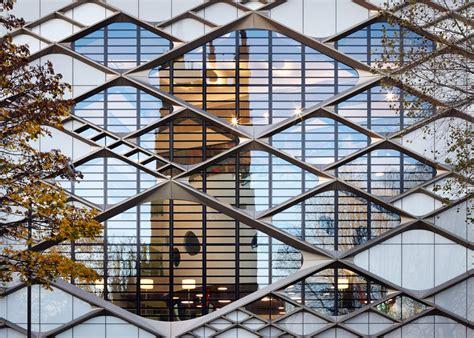 University Of Sheffield's Striking Diamond Building Is