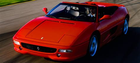 Complete with all books, tools, car cover and factory keys. Ferrari 355 F1 Spider (1997) - Ferrari.com
