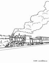 Steam Engine Coloring Train Pages Landscape Hellokids Drawing Disney Rail Colouring Trains Adult Facts Drawings Locomotive Sheets Management Business Recession sketch template