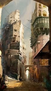 Architecture, Portrait, Display, Building, Guild, Wars, 2