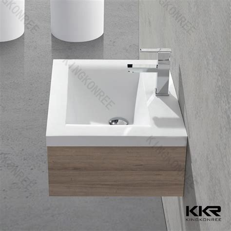 commercial double solid surface bathroom sink buy solid