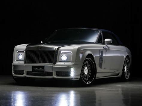 2012 Rolls Royce Phantom Drophead Coupe Luxury Tuning